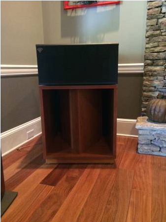 klipsch la scala ii 39 s for sale garage sale the klipsch. Black Bedroom Furniture Sets. Home Design Ideas