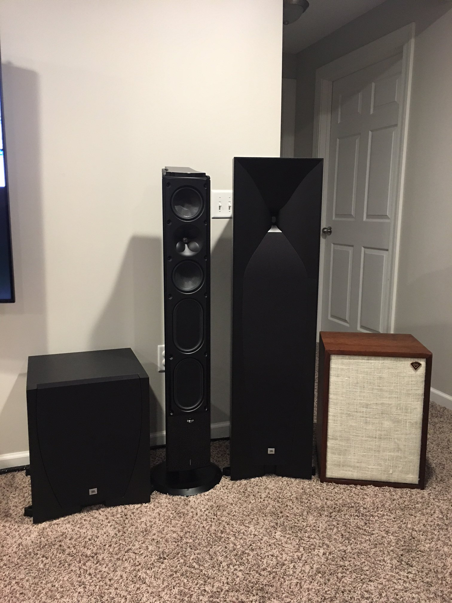 JBL Studio 590s - 2-Channel Home Audio - The Klipsch Audio Community