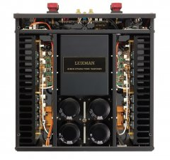 Luxman M-800A - 2 Top Off/Stock Photo