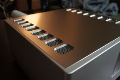 Luxman M-800A - 3 Top Plate
