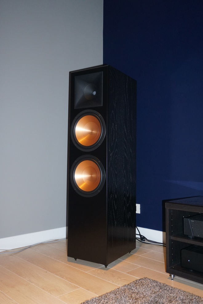 Klipsch RF-7 III on spikes - 2-Channel Home Audio - The