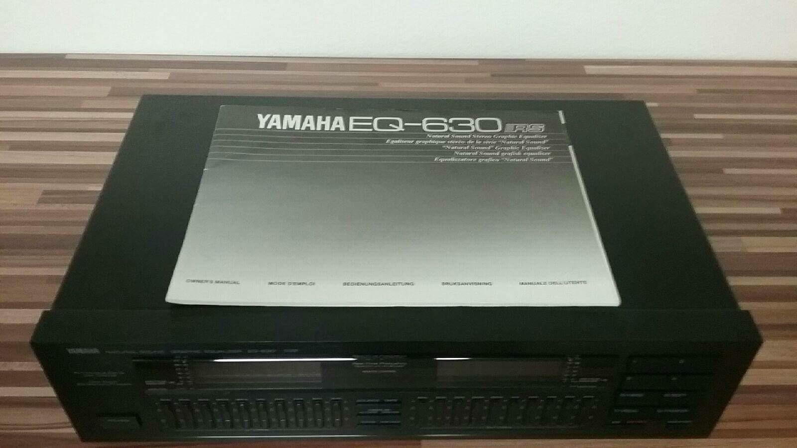 SOLD* - Yamaha Equalizer EQ-630 - Garage Sale - The Klipsch
