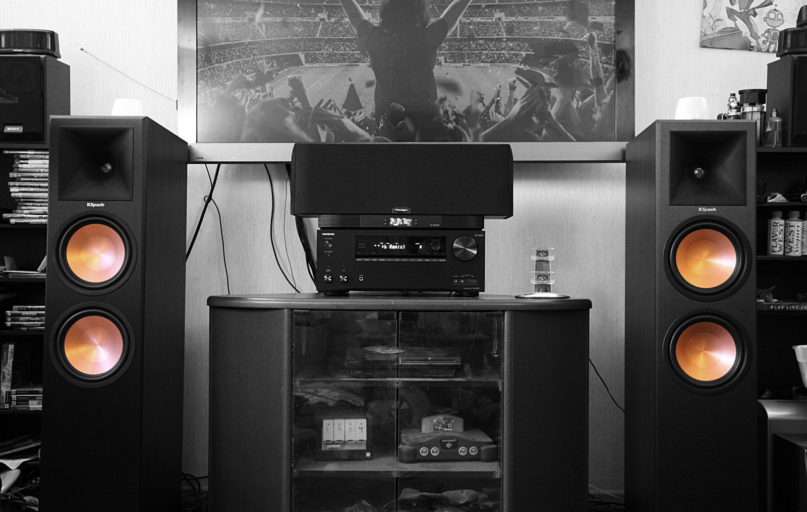 Complete setup