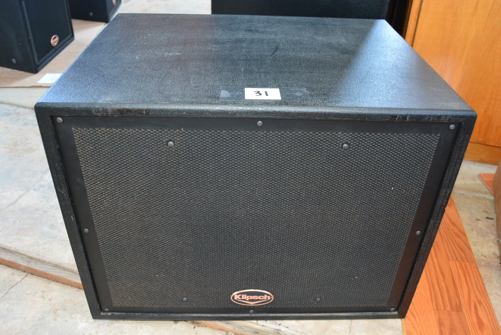 Klipsch Museum Pro Speaker Sale Part 2
