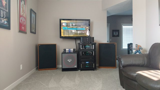 Home Theater Showcase
