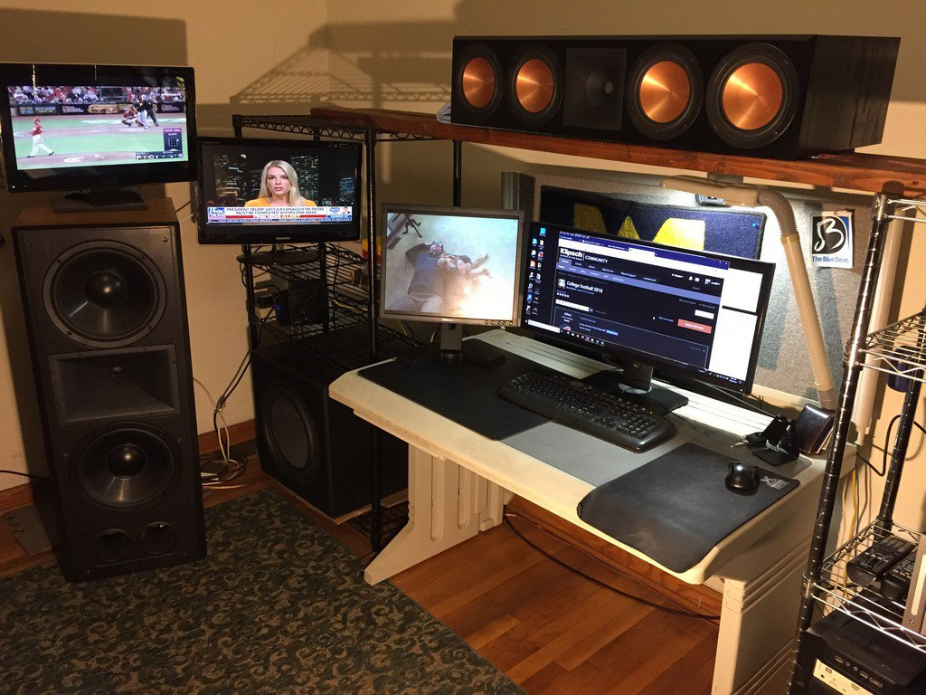 RC-64lll with RP-8000f? - Home Theater - The Klipsch Audio Community