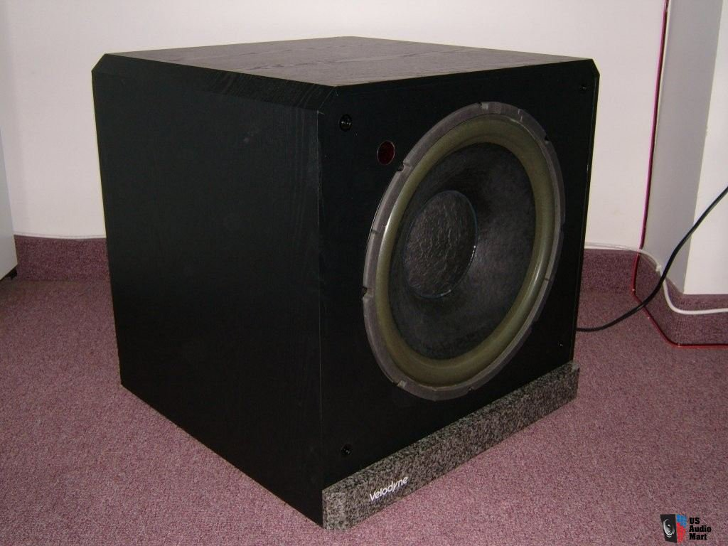 For Sale Velodyne F 1500 15 Quot Subwoofer W Remote 250