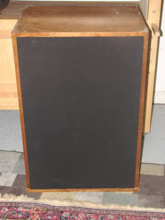 What might this be? - Technical/Modifications - The Klipsch