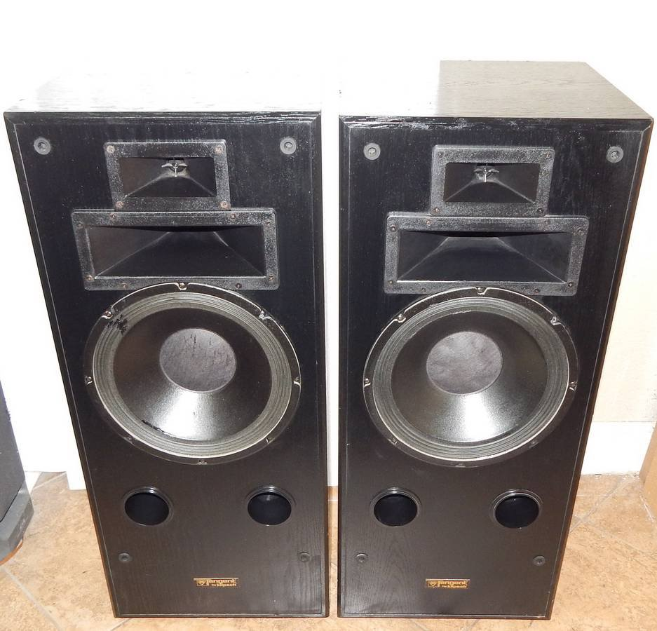 CL: Klipsch Tangent 400 large floorstanding speakers