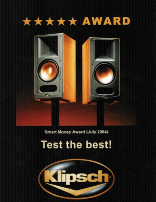 Image result for klipsch RB-75 test the best