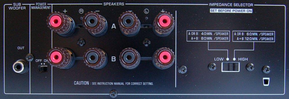 Yamaha A-S500 speaker terminals.jpg