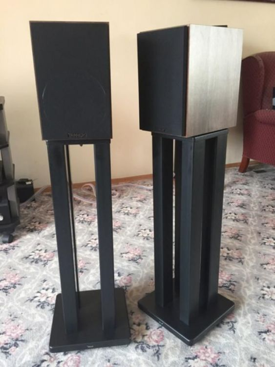 Skylan four post with Tannoy Mercury 7.2.jpg