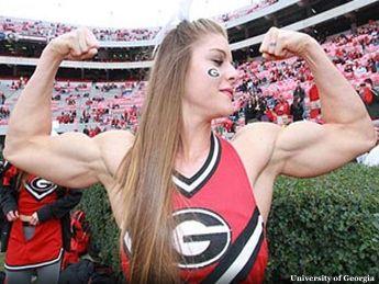College cheerleader's $75,000 decision.jpg