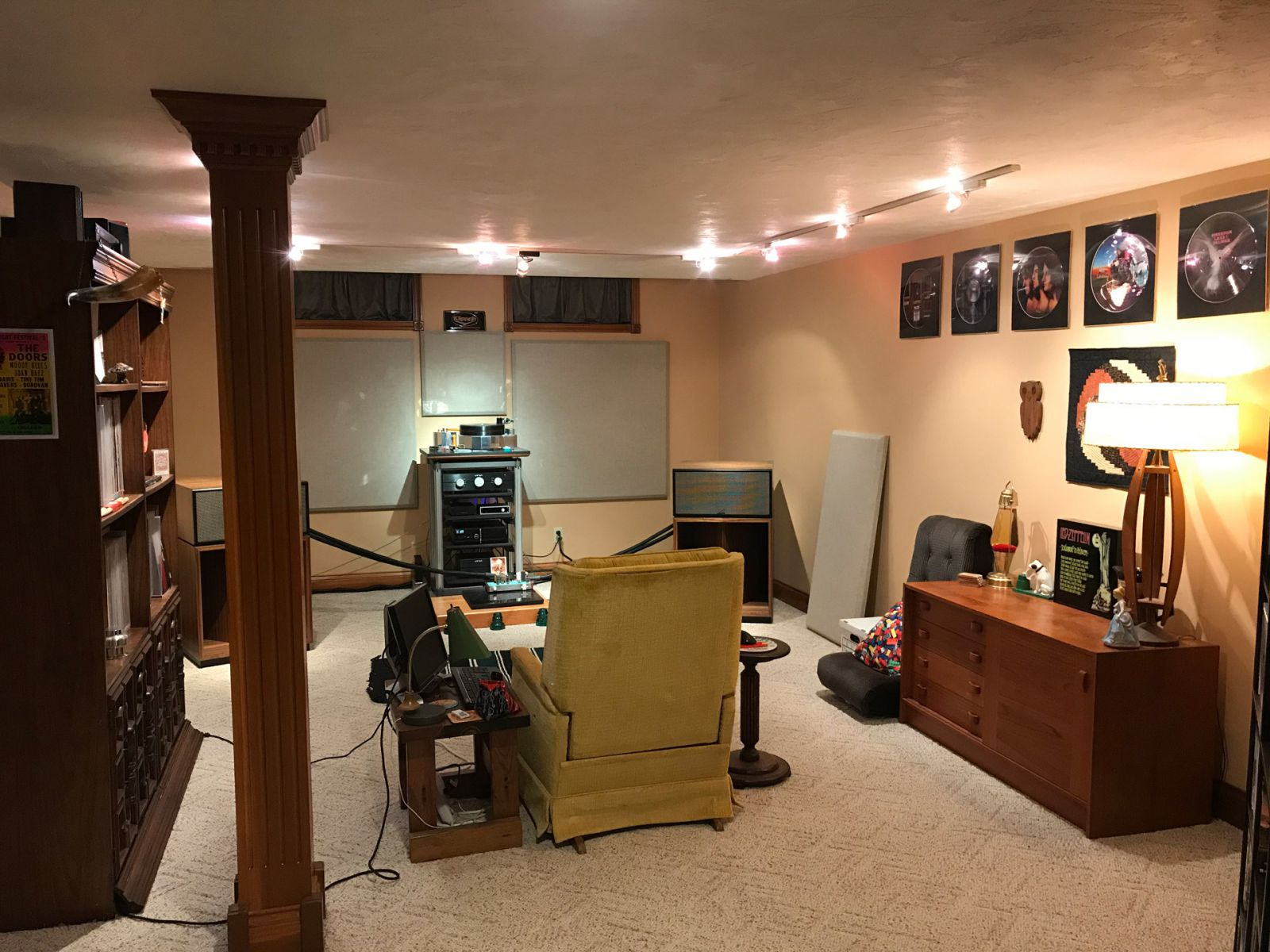 2-Channel Audio Room (12/2019)