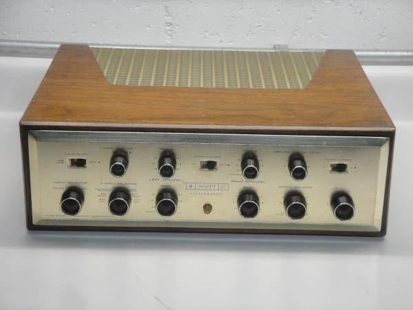 Vintage SCOTT LK-72 - St. Louis Craigslist - Alerts! - The ...