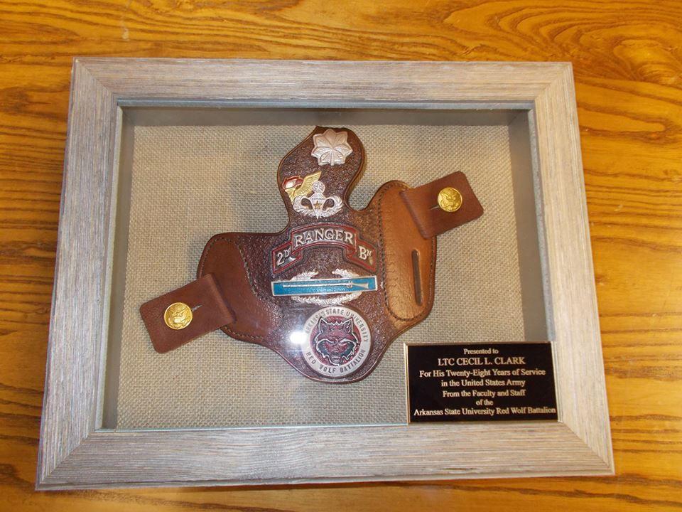LTC Clark's holster in shadow box 1.jpg