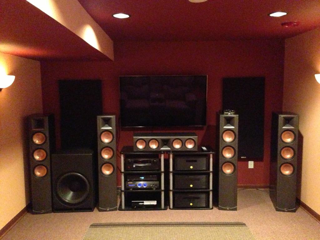 sold rc 64 garage sale the klipsch audio community. Black Bedroom Furniture Sets. Home Design Ideas